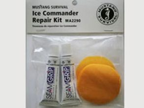 repair kit for MUSTANG SURVIVAL suits