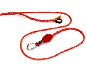 rescue and safety rope 30m with second rescue end
