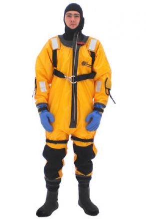 Ice and Water Rescue immersion suit MUSTANG SURVIVAL IC9001