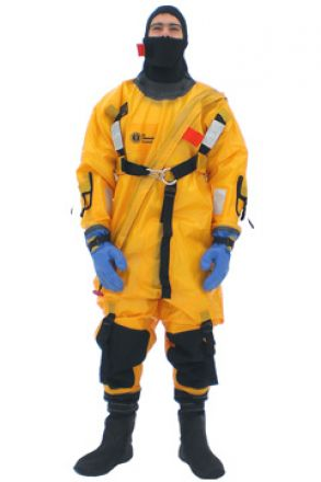 Ice and Water Rescue immersion suit MUSTANG SURVIVAL IC9002