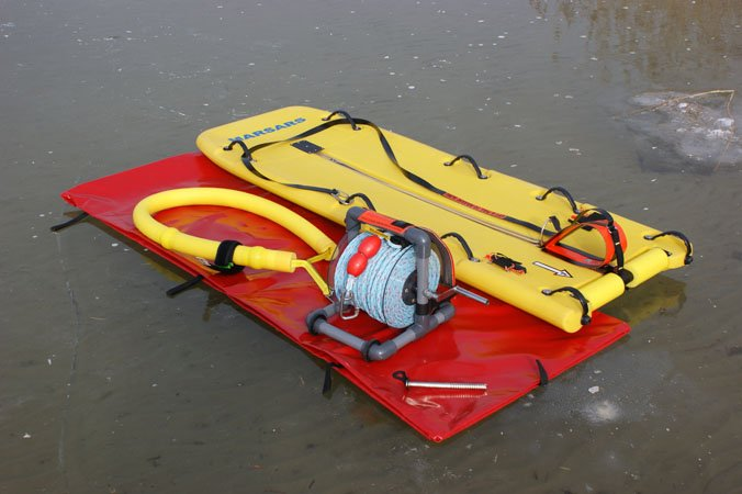 "MARSARS Ice Rescue kit ""A"" with stowage bag"
